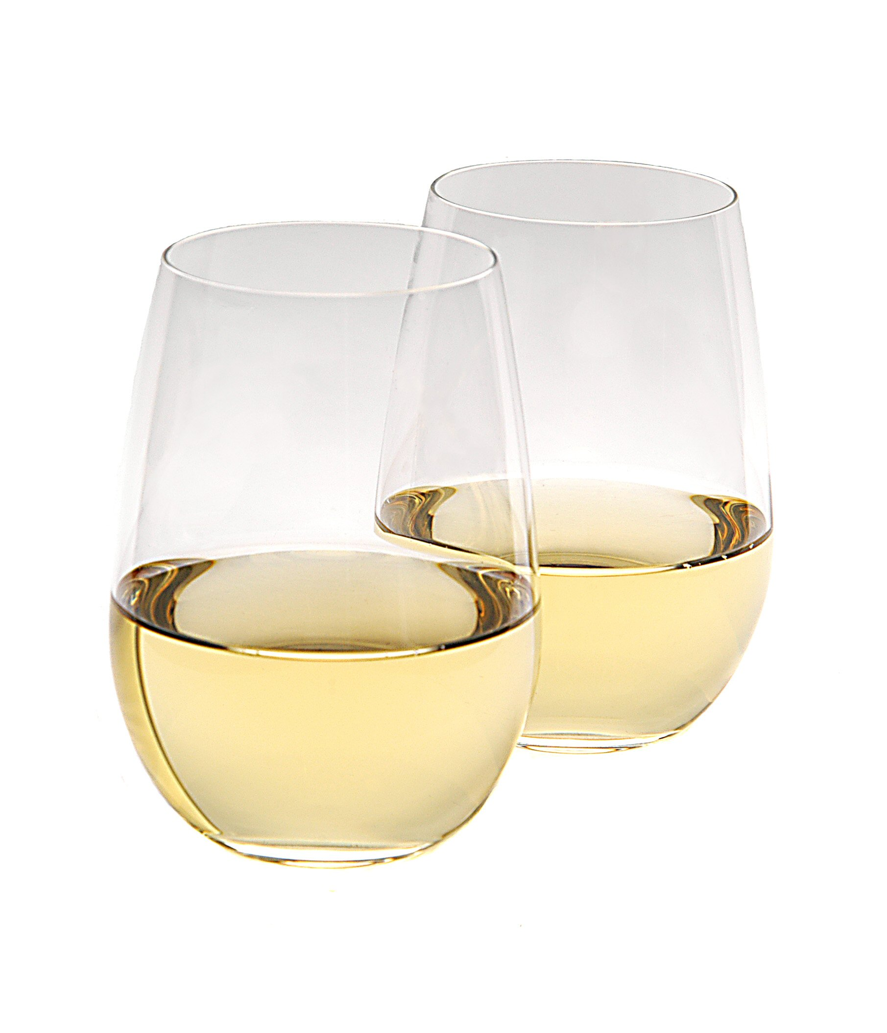 Stemless white wine glasses the stemless wine glass site - Stemless wine goblets ...
