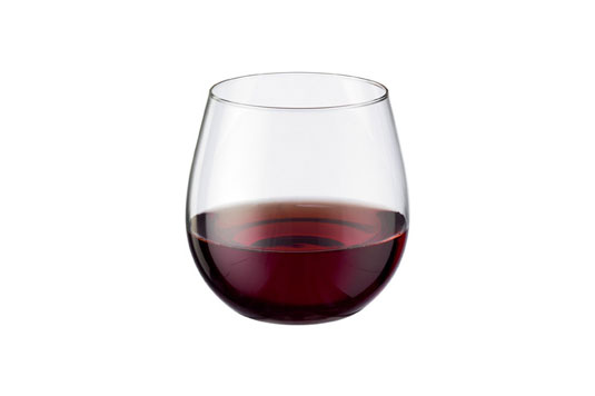Stemless Red Wine Glass UK