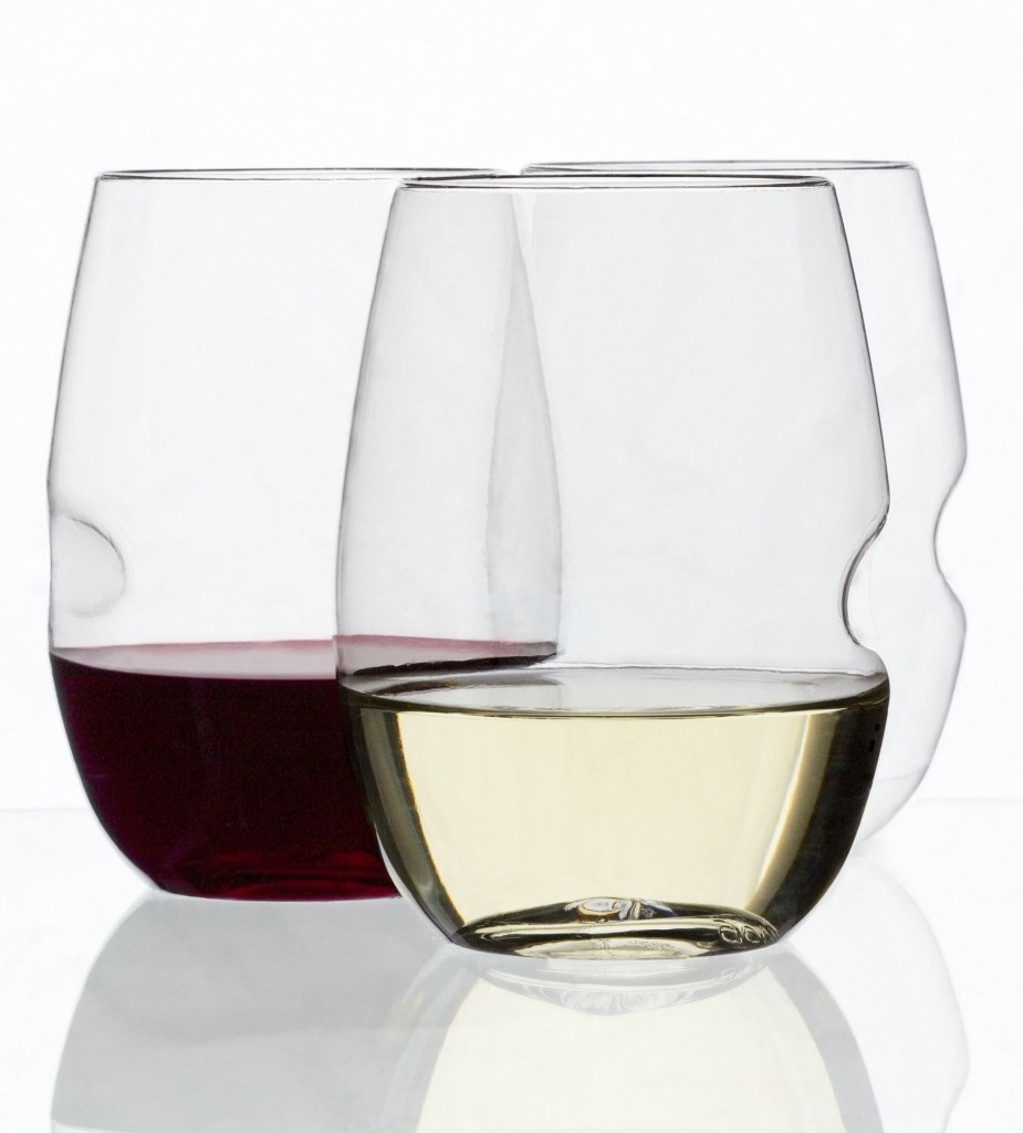 govino stemless wine glasses