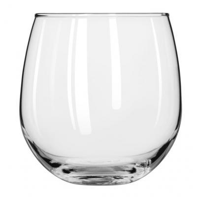 Libbey Stemless Wine Glass